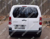 Citroen Berlingo (08-), Заднє скло